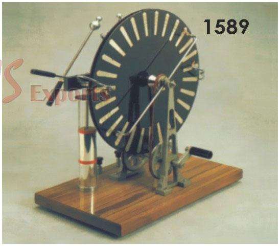 Wimshurst Machine J S Exports